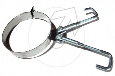 10122 Magnaflow Universal Schalldämpfer Halter rund