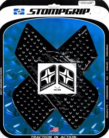 Stompgrip Tank Pads - Universal Keilform