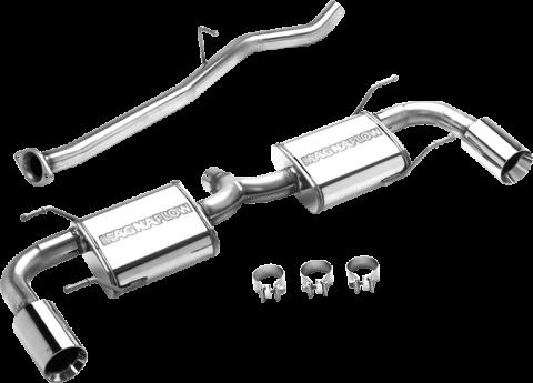 15823 Magnaflow Cat-Back Schalldämpfer Anlage Mazda RX8 1,3L